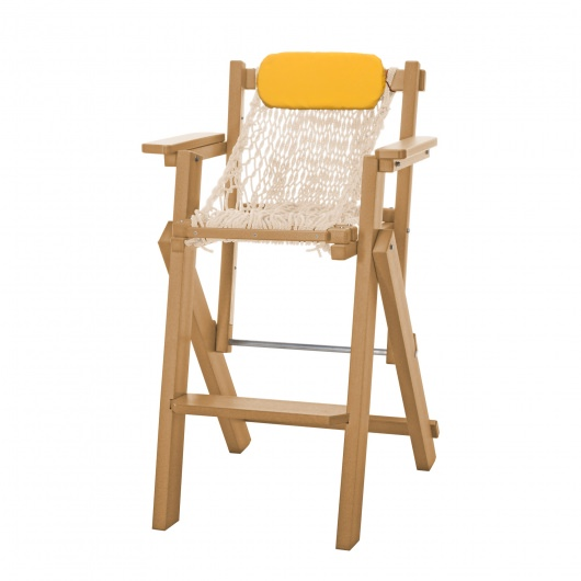 Durawood® Technology Folding Barstool