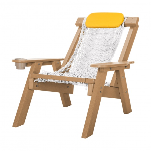 Durawood® Technology Single Rope Chair