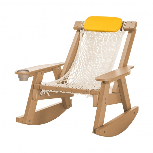 Durawood® Technology Single Rope Rocker