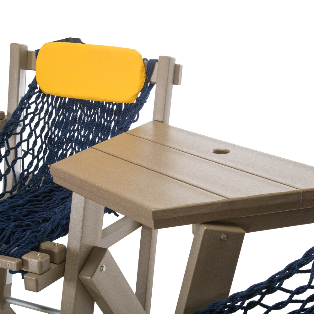 Durawood® Technology Tete-A-Tete Table