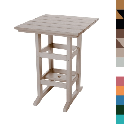Square Counter Height Table